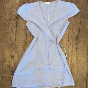 Brandy Melville wrap dress